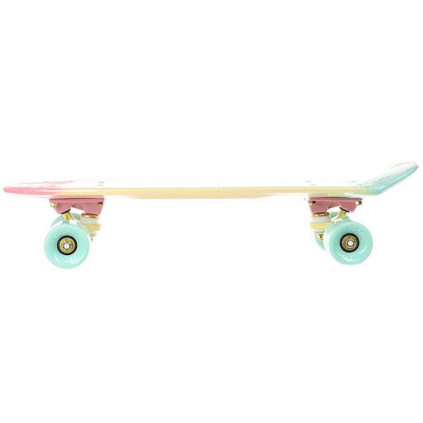 Скейт мини круизер Ridex Abec Nine Nylon Malibu 6 X 22 (56 См)