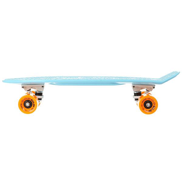 Скейт мини круизер Sulov Dolce Голубой 5.75 X 22 (55.9 См)