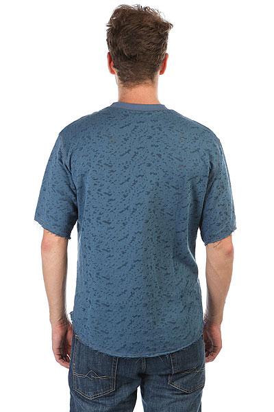 Футболка Anteater Hoodshirt Blue