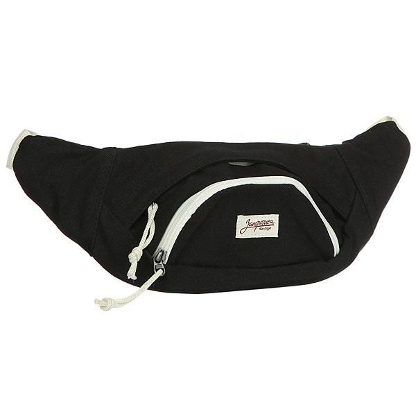 Сумка поясная Запорожец Big Waist Bag Black/White