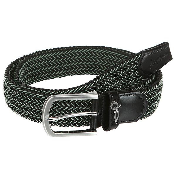 Ремень Запорожец Classic Elastic Belt Black/Beige