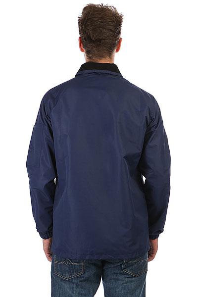 Куртка НИИ Коуч Темно Синий