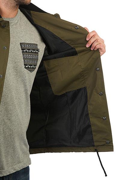 Куртка НИИ Коуч Хаки