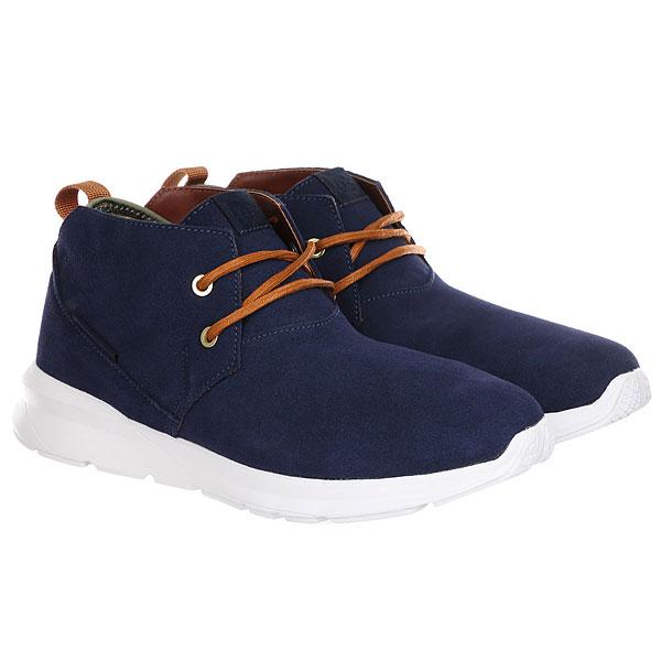 Ботинки низкие DC Ashlar Navy/Camel