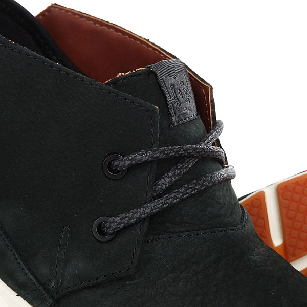 Ботинки низкие DC Ashlar Black/White