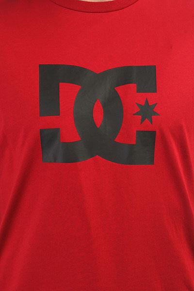 Футболка DC Star Rio Red