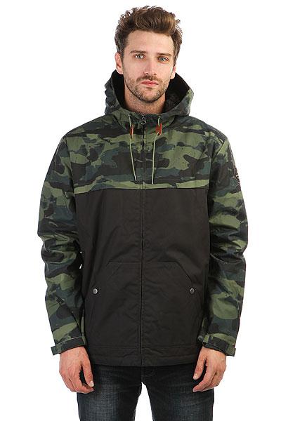 Куртка зимняя Quiksilver Wanna Four Leaf Clover Res