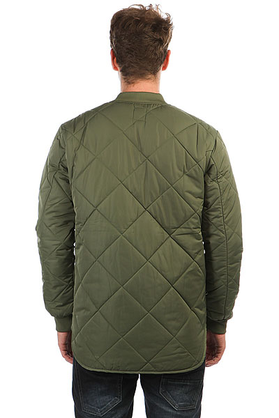 Бомбер DC Hedgehope Vintage Green