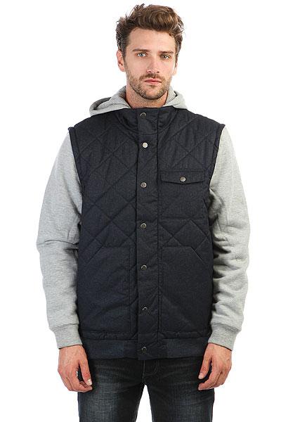 Куртка Quiksilver Bongao Navy Blazer Heather