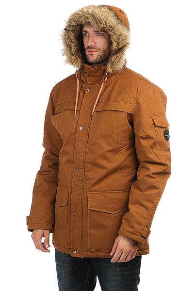 Куртка парка Quiksilver Stormdrop5k Rubber