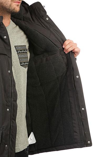 Куртка парка Quiksilver Stormdrop5k Tarmac