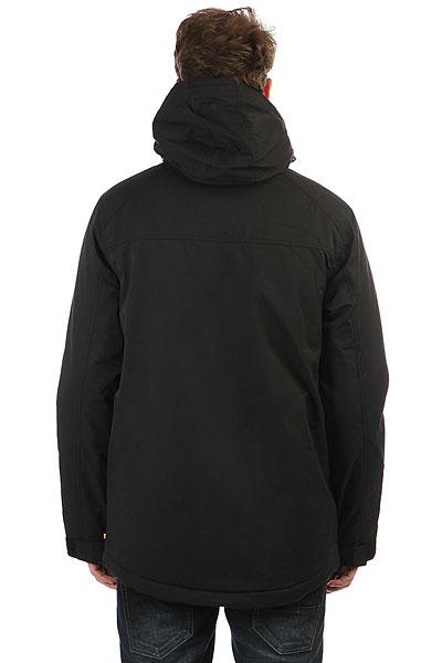 Куртка Quiksilver Weatherjacket Black