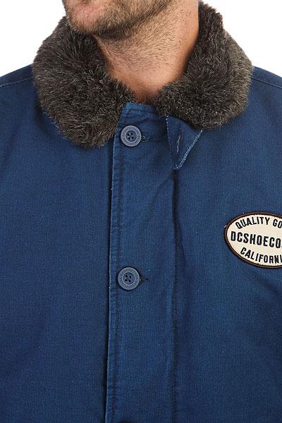 Куртка DC Malthouse Washed Indigo