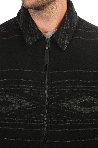 Куртка Quiksilver Salinacruzjacke Black Salina Cruz