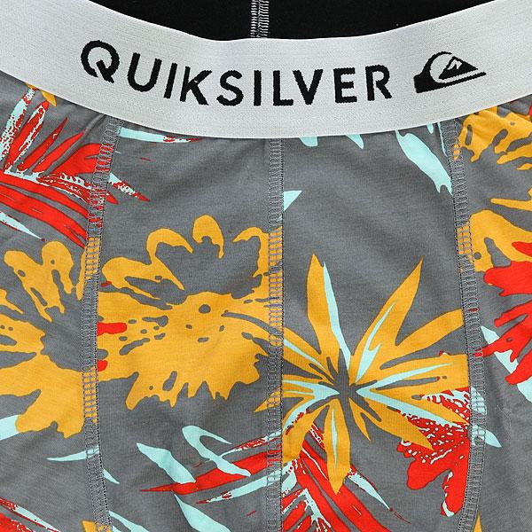 Трусы Quiksilver Boxer Poster Quiet Shade Desert