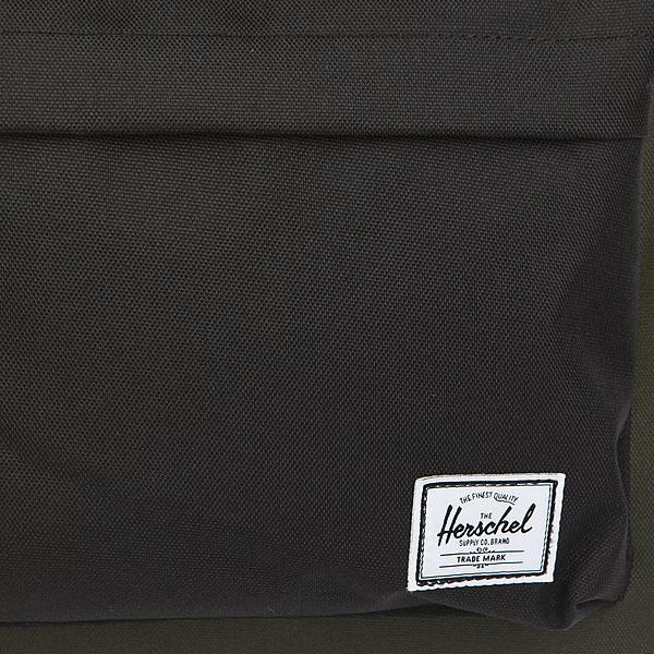 Рюкзак детский Herschel Classic Mid-volume Forest/Blk