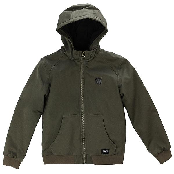 Куртка детская DC Ellis Jacket Dark Green