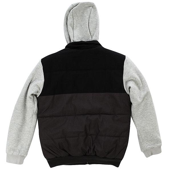 Куртка детская Quiksilver Orkneyblockyth Grey Heather