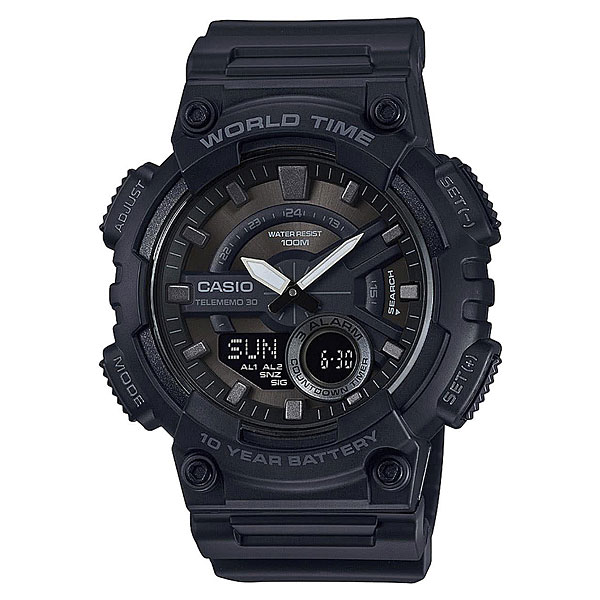 Кварцевые часы Casio G-Shock Collection Aeq-110w-1b