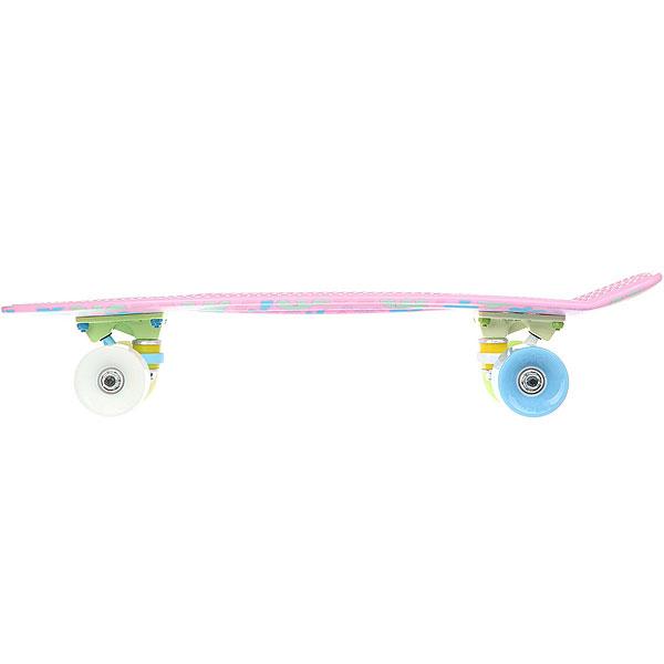 Скейт мини круизер Пластборды Union Dots 6 x 22.5 (57 см)