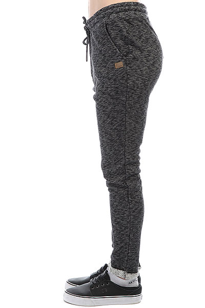 Штаны спортивные женские Roxy Trippinpant Anthracite Heather