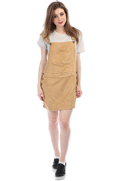 Платье женское Roxy Chasethesun Curry