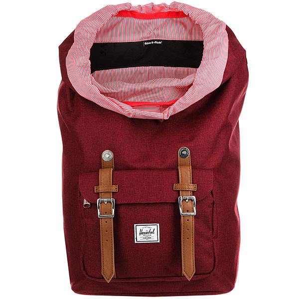 Рюкзак Herschel Little America Winetasting Crosshatch