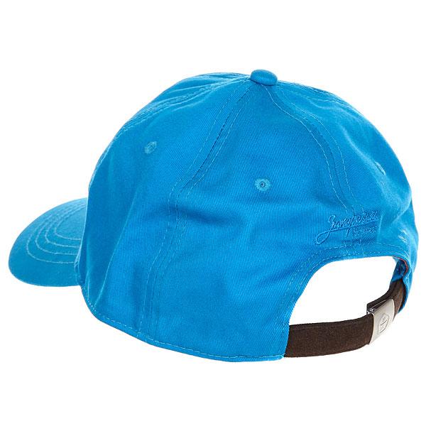 Бейсболка классическая Запорожец Dyadya Fedor Royal Blue