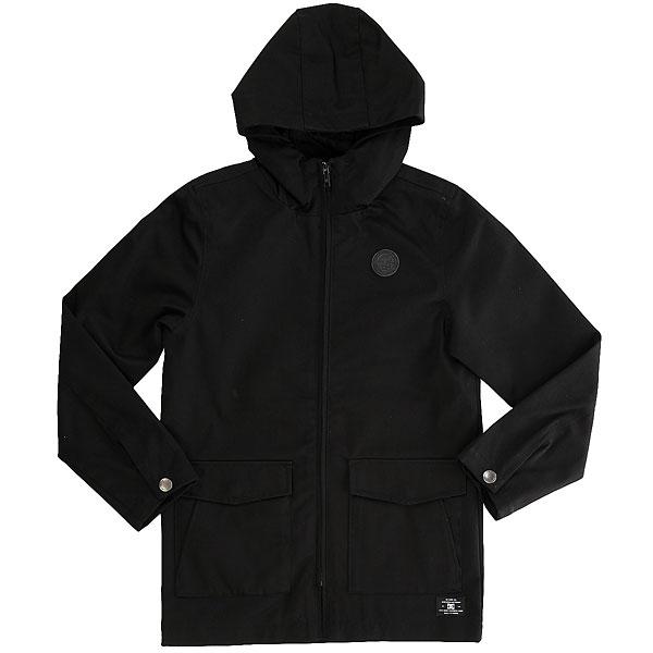 Куртка детская DC Exford Boy Black