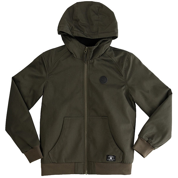 Куртка детская DC Ellis Jacket Fatigue Green