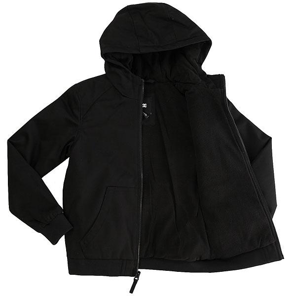 Куртка детская DC Ellis Jacket Black