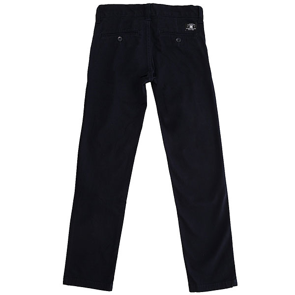 Брюки DC SHOES чинос Worker Slim