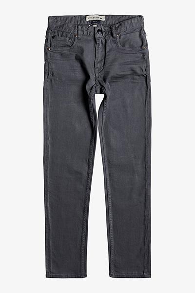 Узкие джинсы QUIKSILVER Distorsion Colors