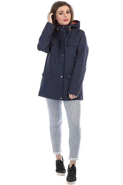 Куртка женская Roxy Seasongjacket Dress Blues