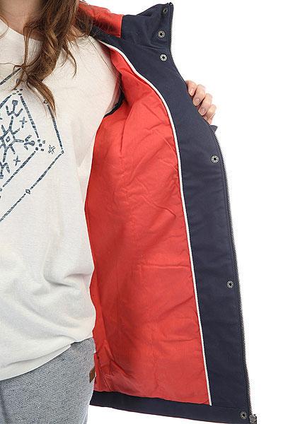 Куртка женская Roxy Seasongjacket Dress Blues