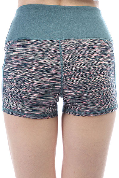 Шорты женские Roxy Nakkan Short Blue Coral