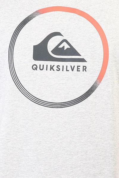 Футболка Quiksilver Ssclateactivelo Athletic Heather