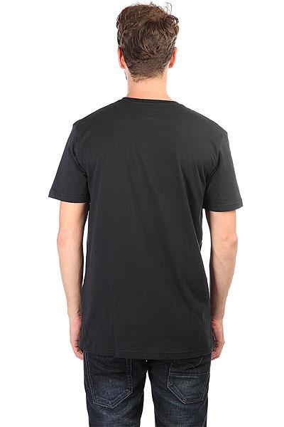 Футболка Quiksilver Ssclastecomfort Black