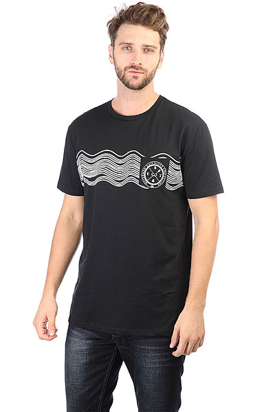 Футболка Quiksilver Sonicwaves Black