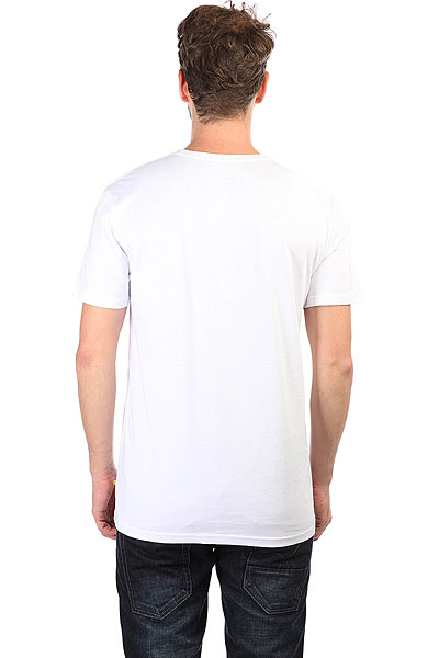 Футболка Quiksilver Sonicwaves White