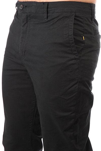 Штаны прямые Quiksilver Surfpant Black