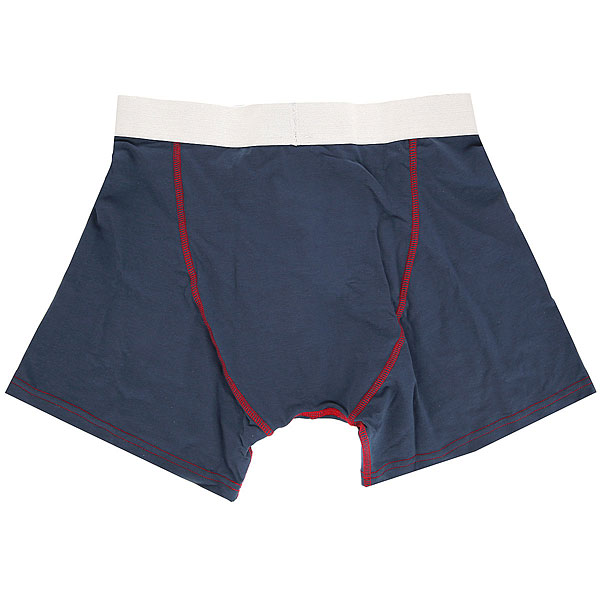Трусы Quiksilver Boxer Edition Dark Denim
