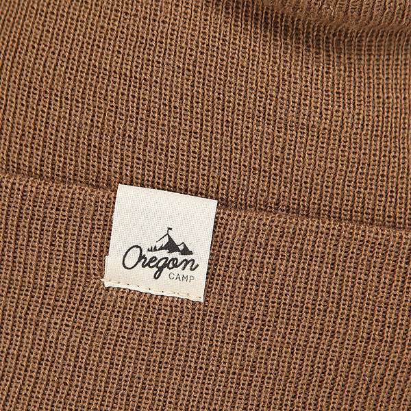 Шапка Oregon Camp Tyrell Beige
