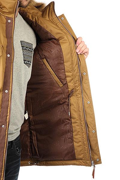 Куртка утепленная Extra Robert Bronze