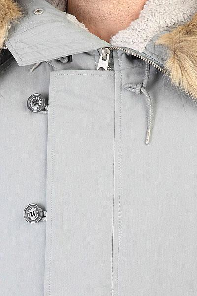 Куртка парка Extra Lorac Grey