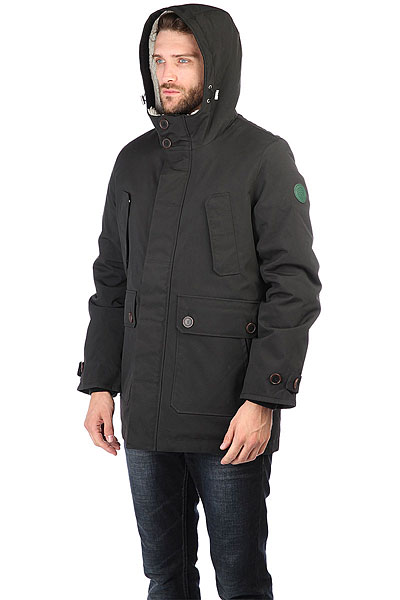 Куртка зимняя Devo Pacific Crest Black