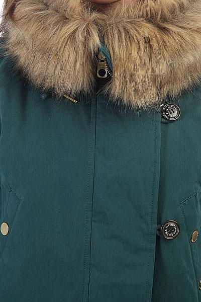 Куртка женская Extra Lora Green