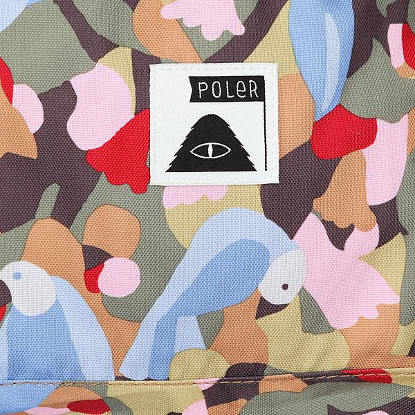 Рюкзак городской Poler Rambler Pack Birdy Print