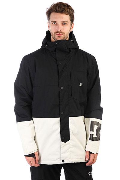 Купить Куртка утепленная DC Defy Jkt Black 1183589