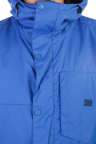 Куртка утепленная DC Defy Jkt Nautical Blue